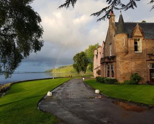 Marije Wielenga, Schotland, Loch Ness, Nessie