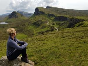 Schotland, Marije Wielenga, Storytelling, Loch Ness, Mythe, Legende, Toastmasters, Stralend Presenteren